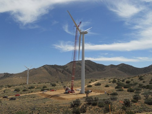 Alta Wind Energy Center