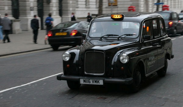 Vodafone lets Londoners Pay for Taxis via Text Message