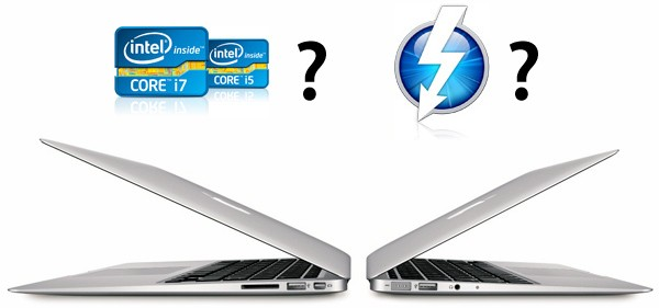 Apple MacBook Air Duo to Receive Sandy Bridge and Thunderbolt Upgrade in June or July