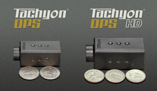 Tachyon launches OPS and OPS HD helmet cameras, just as durable but way more tiny