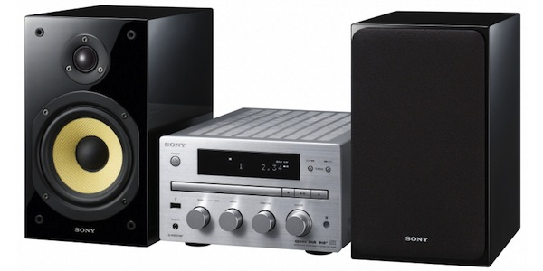 sony intros g series micro hifi iphone ipod systems blends retro looks with modern features. Black Bedroom Furniture Sets. Home Design Ideas