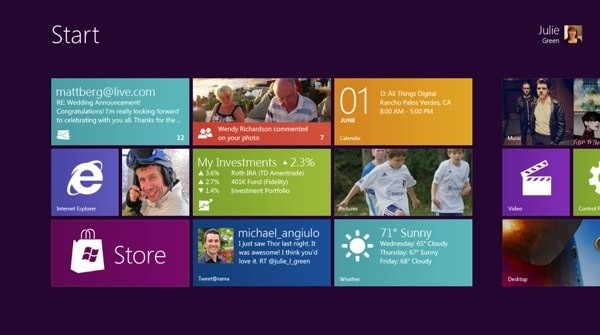 Windows 8 Metro