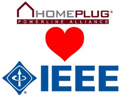 HomePlug Powerline Alliance and IEEE