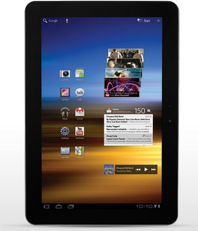 LTE Galaxy Tab 10.1 gets official on Verizon