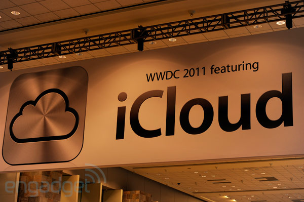 WWDC 2011 liveblog: iOS 5, OS X Lion, iCloud and more! (icloud banner wwdc 2011)