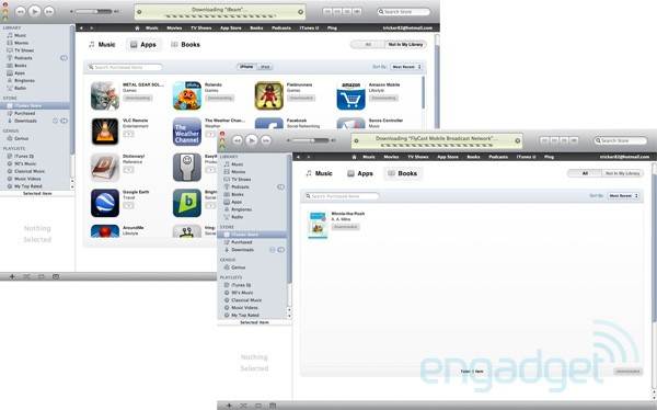 how to find summary tab in itunes