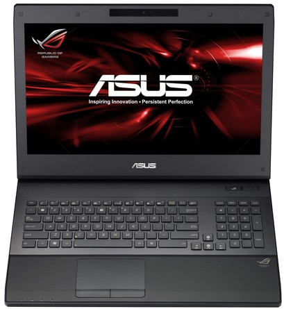 ASUS G74 Gaming Laptop