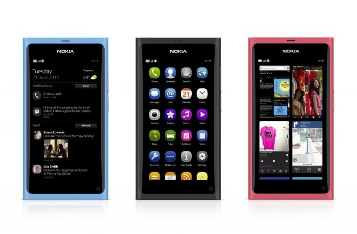 Nokia N9 MeeGo Resmi, the afficial MeeGo Phone by Nokia