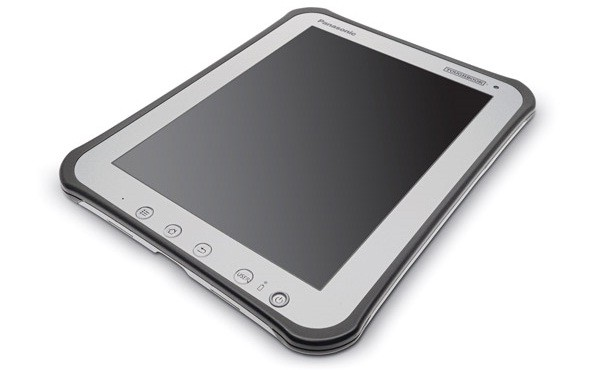 Panasonic announces Toughbook tablet