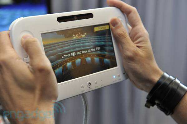 Wii U supports multiple screen-controllers, games will only use one for now