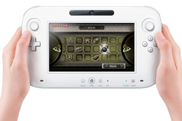 Nintendo Showcases Wii U Controller At E3 2011
