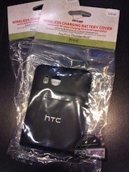 Verizon stores struck by HTC Thunderbolt Wireless Charging Battery Cover