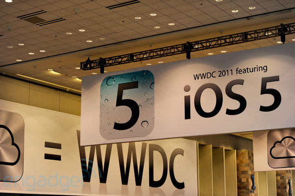 WWDC 2011 liveblog: iOS 5, OS X Lion, iCloud and more! (wwdc 2011 icloud banner)