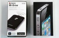 Kingston Wi-Drive wireless storage for iOS review