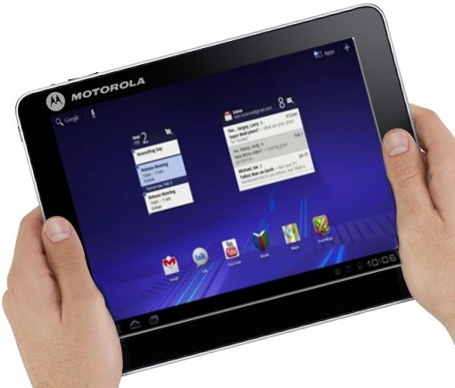 Motorola 4:3 Tablet