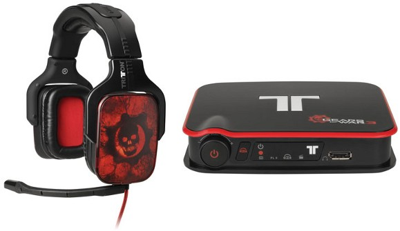 Mad Catz Gears of War 7.1 Headset