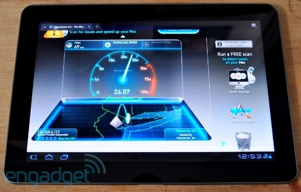 Galaxy Tab 10.1 LTE