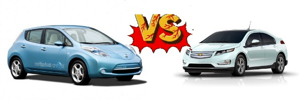 Leaf Vs. Volt