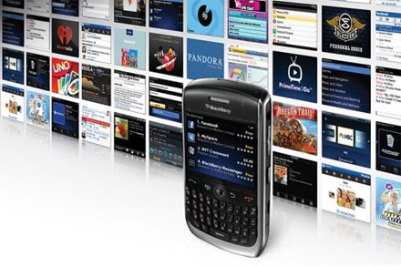 BlackBerry App World Hits One Billion Downloads