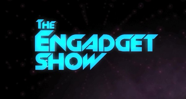 engadget show logo 1310764107 The Engadget Show is live, here at 6:00PM ET!