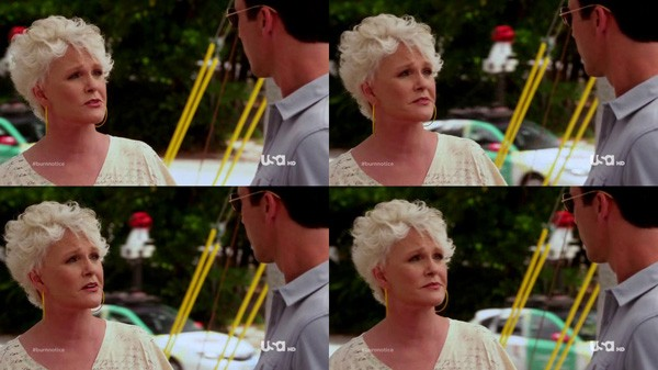 Screen Grabs: Google Street View car rolls on to set of Burn Notice
