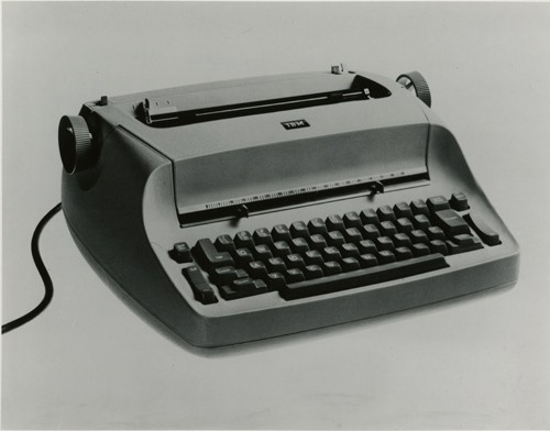 Ibm Selectric Typewriter Turns