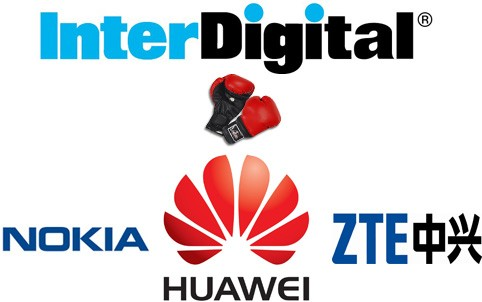 InterDigital Files ITC Complaint Against Nokia, Huawei, and ZTE for 3G Patent Infringement