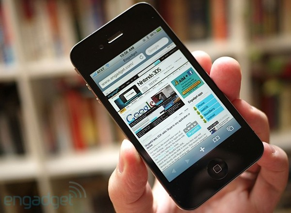 iphone with browser 3ds review Smartphone owners increasingly ignoring other devices to get online