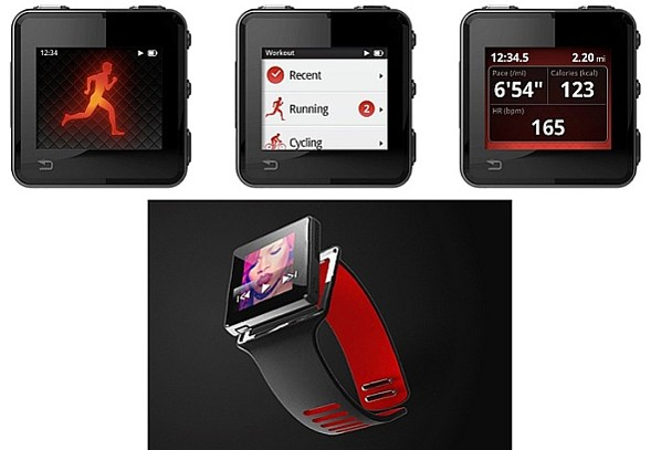Motorola considering Nike+ SportWatch contender?