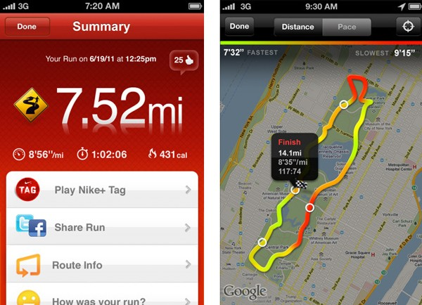 Running: Is there an app for that?