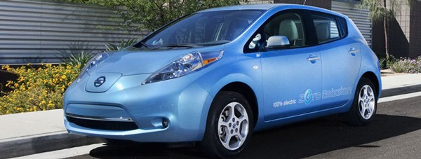 Nissan plant in Smyrna to start Leaf production by late 2012