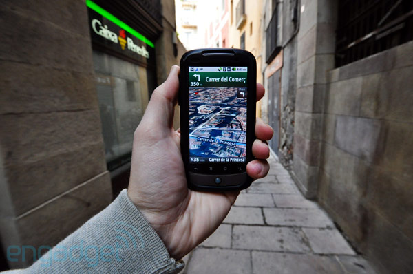International data roaming in Barcelona