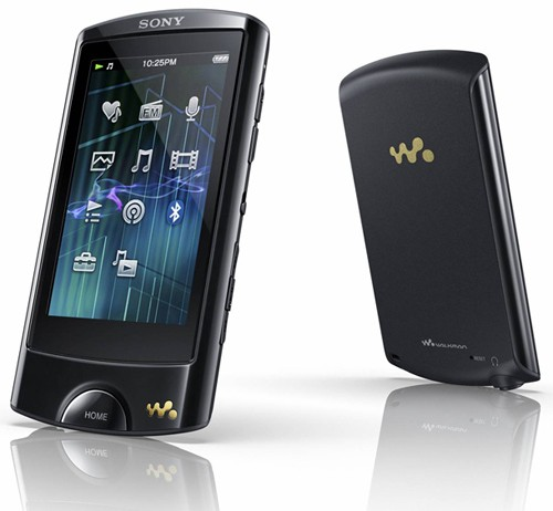 New Sony Walkman in UK