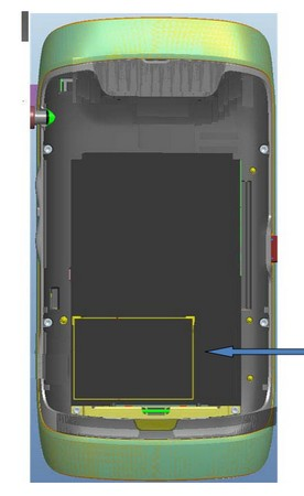 BlackBerry Torch 9860 lighting up the FCC?