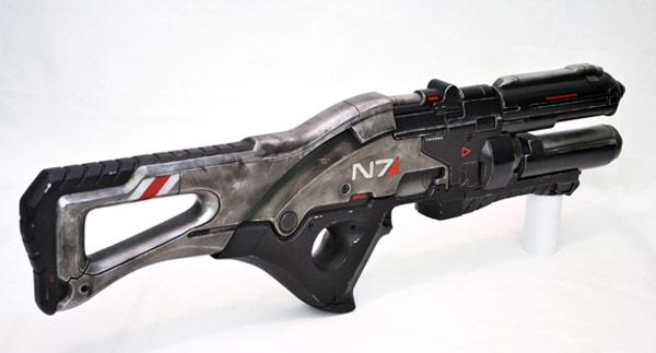 Mass Effect 3 N7 Gun