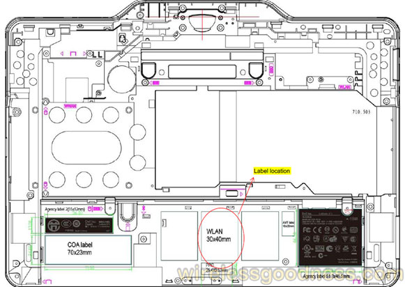 Dell Latitude XT3 convertable tablet hits the FCC, sneaks in with Broadcomm filing