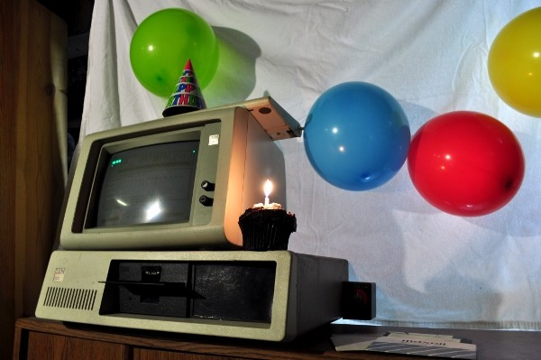 IBM PC turns 30