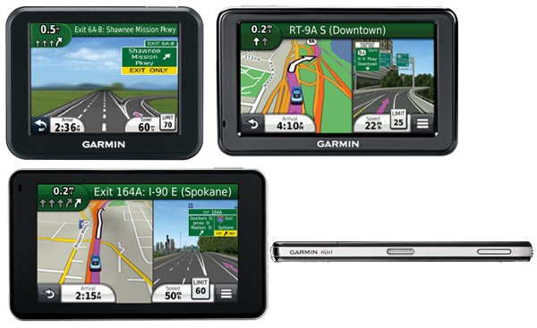Garmin 2012 Navigator Lineup