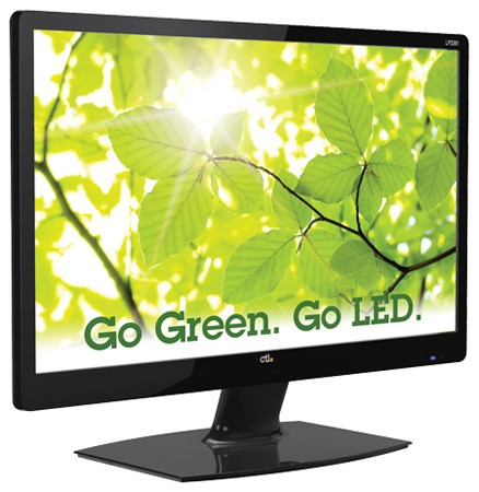 CTL intros new line of 'super-slim' LED Monitors