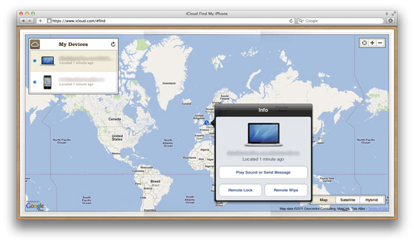 find my mac beta test Apple offers Find My Mac for beta testing, wants to play Cops and Robbers
