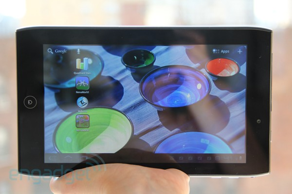 Acer's A100 and A500 tablets getting Ice Cream Sandwich on April 27th