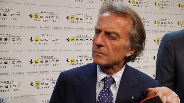 Ferrari president Luca di Montezemelo doesn't believe in electric cars, ghosts (video)