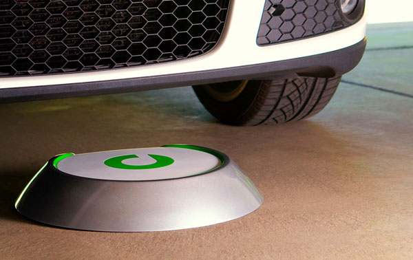 Evatran's Plugless Power EV charger gets smaller