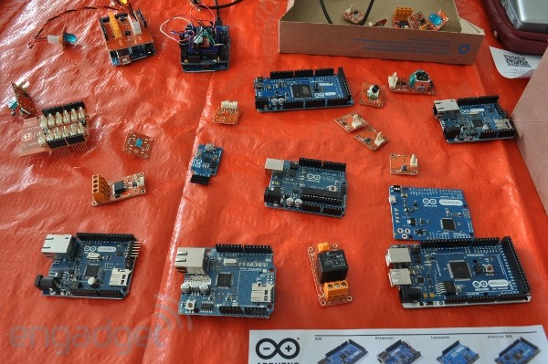 Arduino at Maker Faire
