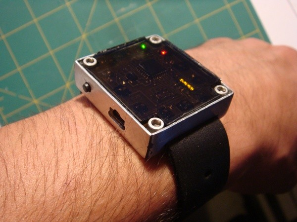 Arduino LED Watch