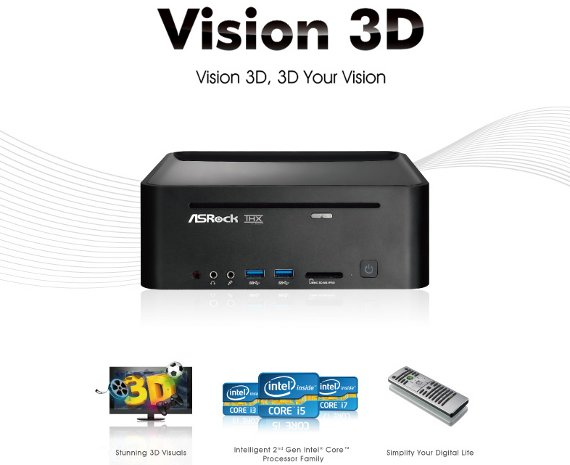 ASRock 3D Vision 2nd Gen