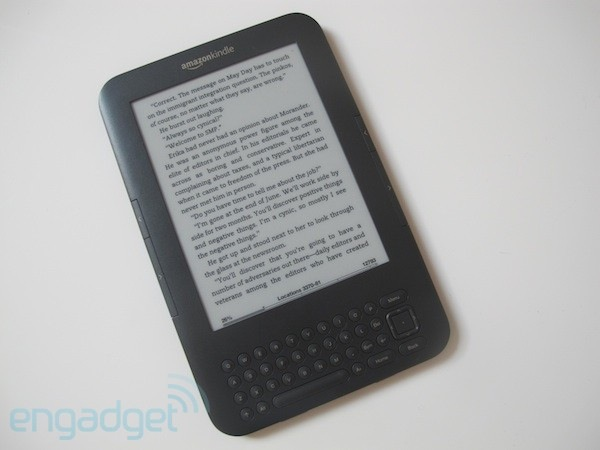 Amazon to launch Netflix-style service for digital books?