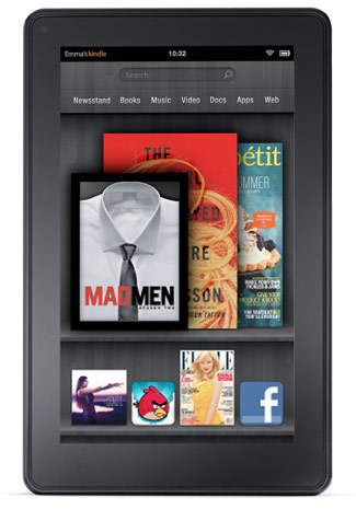 Picture of Kindle Fire