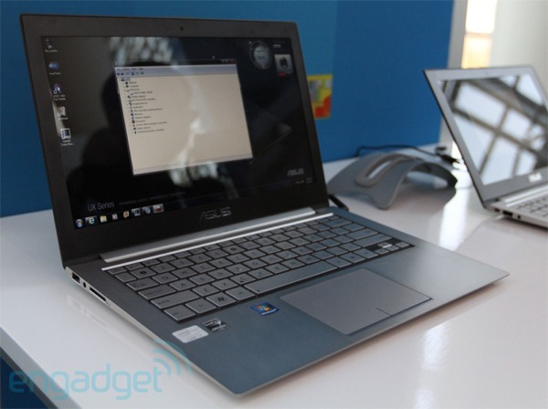 ASUS' Zenbooks to Ivy Bridge refresh, optional 1080p and backlit keyboards in tow