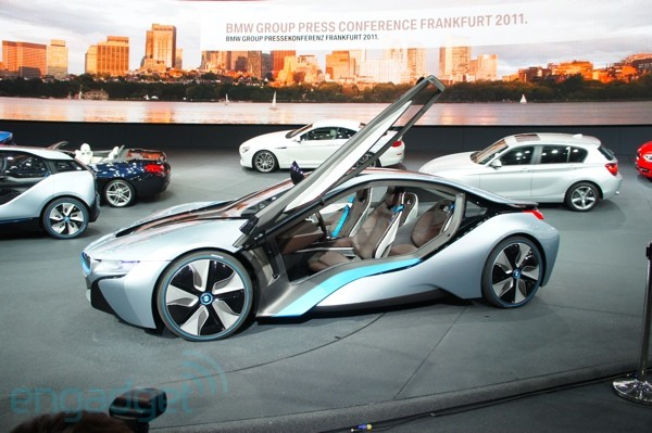 Bmw i8 Bmw i3 Bmw i3 Electric And i8 Plug-in